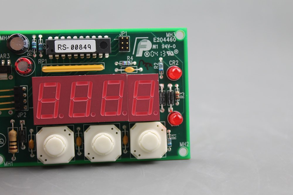 5R7-584 Digital Display