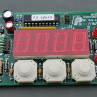 5R6-582 Digital Display